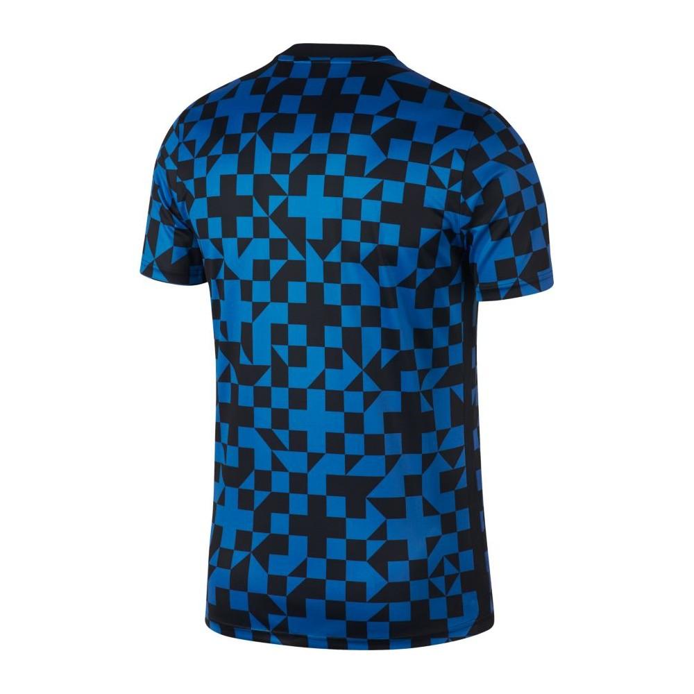 Nike Maglia Calcio Inter Pre Match 1920 Blu Uomo Acquista