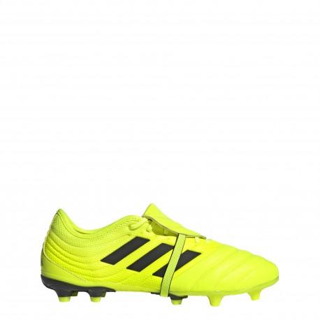 ADIDAS scarpe da calcio copa gloro 19.2 fg giallo nero uomo