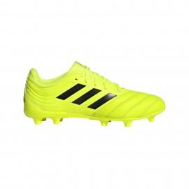 ADIDAS scarpe da calcio copa 19.3 fg giallo nero uomo
