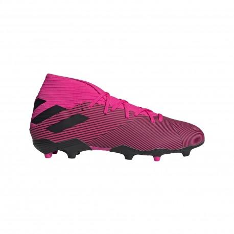 ADIDAS scarpe da calcio nemeziz 19.3 fg rosa nero uomo