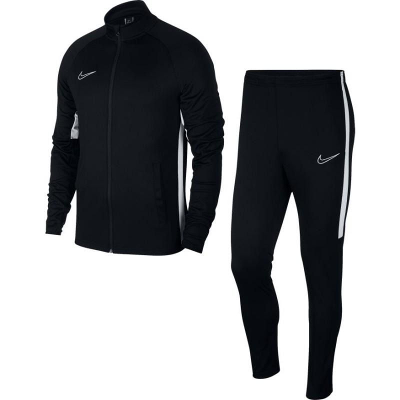 Nike Tuta Calcio Football Academy K2 Nero Bianco Uomo