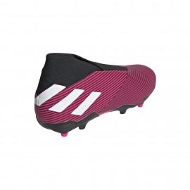 ADIDAS scarpe da calcio nemeziz 19.3 ll fg rosa bianco nero uomo