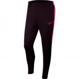 Nike Pantaloni Allenamento Calcio Academy Bordeaux Rosa Uomo
