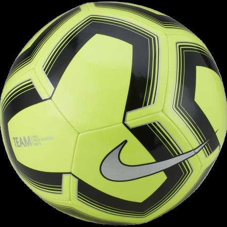 Nike Pallone Da Calcio Pitch Train Giallo Nero Uomo