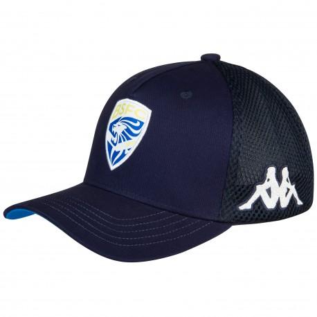 Kappa Cappellino Baseball Brescia Calcio Blu Uomo