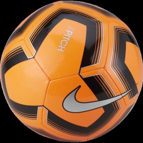 Nike Pallone Da Calcio Pitch Train Arancio Nero Uomo