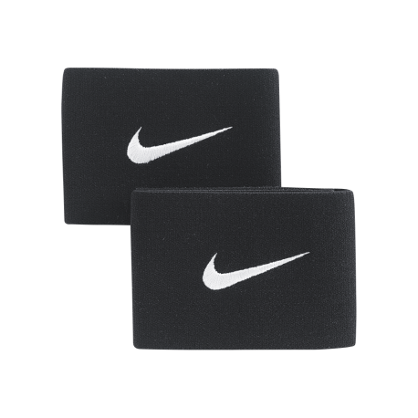 Nike Fascia Guard Stay Ii Nero Bianco Uomo