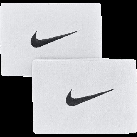 Nike Fascia Guard Stay Ii Bianco Nero Uomo