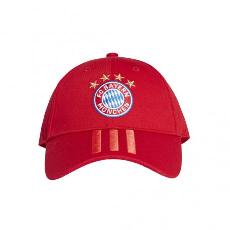 ADIDAS cappellino bayern rosso uomo