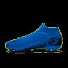 Nike Scarpe Da Calcio Superfly 7 Pro Fg Blu Bianco Uomo