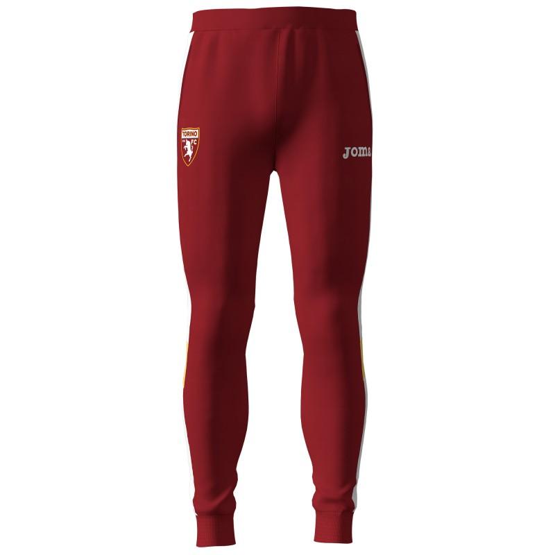 Joma Sport Pantaloni Allenamento Torino Squadra Bianco Bambino