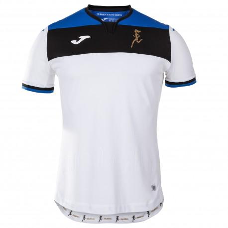 Joma Sport Maglia Calcio Atalanta 2nd 19/20 Bianco Bambino