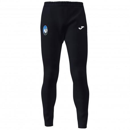 Joma Sport Pantaloni Allenamento Calcio Atalanta Nero Uomo