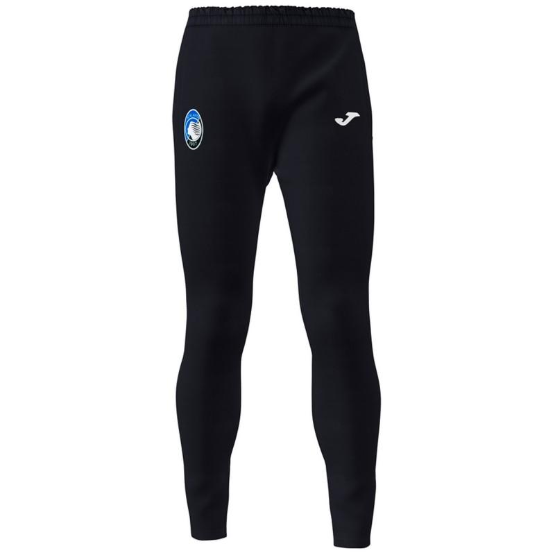 Joma Sport Pantaloni Allenamento Calcio Atalanta Nero Bambino