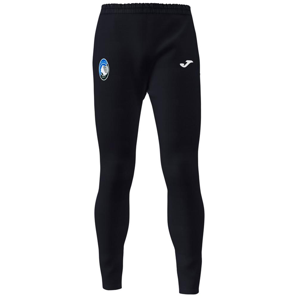 Joma Sport Pantaloni Allenamento Calcio Atalanta Nero Bambino ...