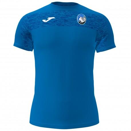 Joma Sport Maglia Calcio Atalanta Free Time Azzurro Uomo