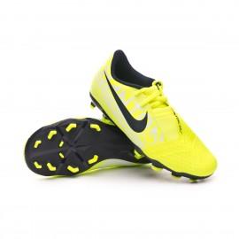 Nike Scarpe Da Calcio Phantom Venom Academy Fg Giallo Bambino