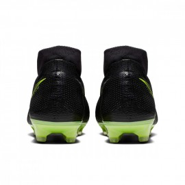 Nike Scarpe Da Calcio Phantom Vision Elite Fg Nero Volt Uomo