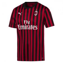 Puma Maglia Calcio Milan Home 19 20 Rosso Nero Uomo