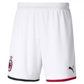 Puma Pantaloncini Calcio Milan Home 19 20 Nero Bambino
