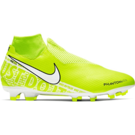 Nike Scarpe Da Calcio Phantom Vision Pro Df Fg Giallo Uomo