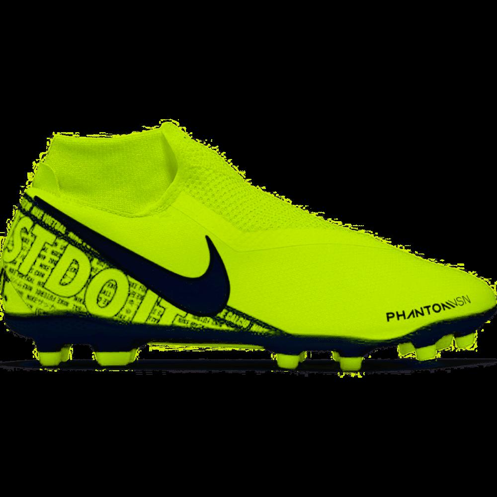 Nike Scarpe Da Calcio Phantom Vision Academy Df Fg Mg Giallo