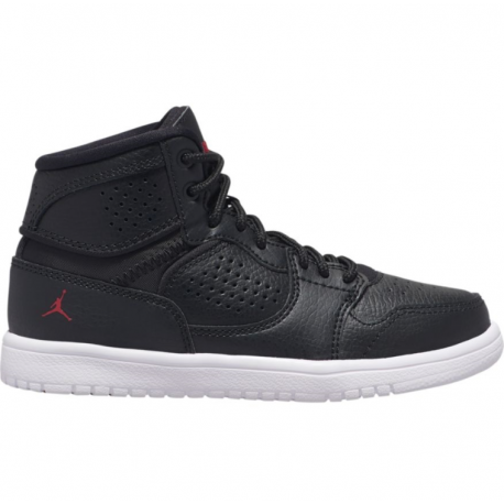Nike Sneakers Jordan Access Ps Nero Rosso Bambino