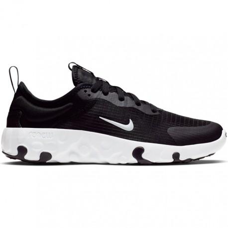 Nike Sneakers Renew Lucent Gs Nero Bianco Bambino