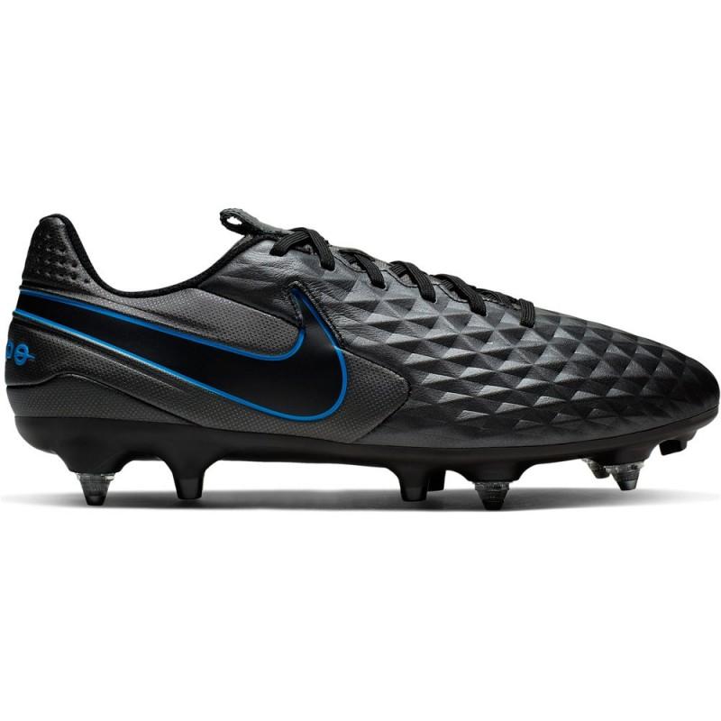 Nike Scarpe Da Calcio Legend 8 Academy Sg Pro Ac Nero Blu Uomo