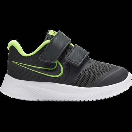 Nike Star Runner TDV Grigio Rosso Bambino Acquista online