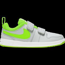 Nike Sneakers Pico 5 Psv Blu Lime Bambino