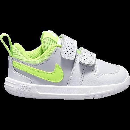 Nike Sneakers Pico 5 Tdv Blu Lime Bambino