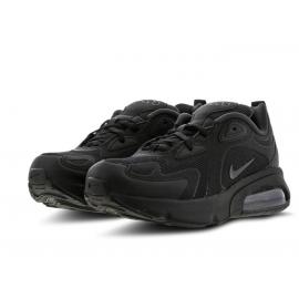 Nike Sneakers Air Max 200 Gs Nero Bambino