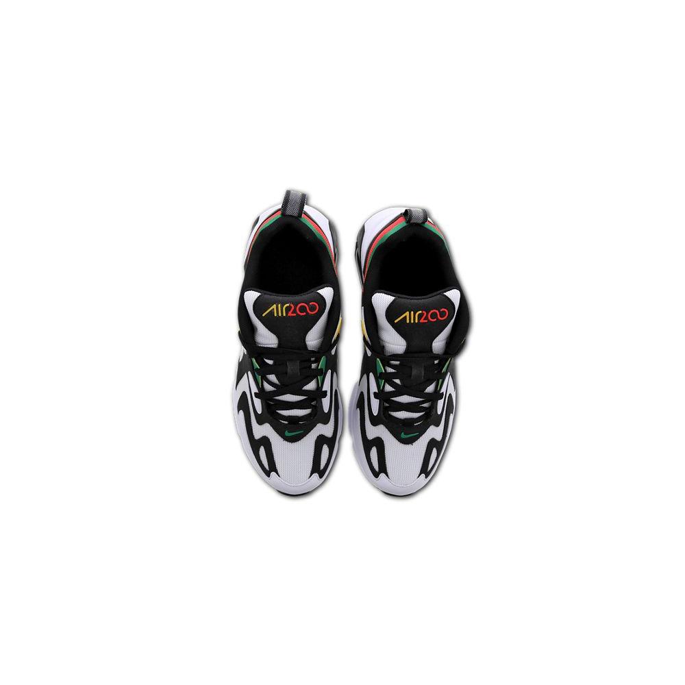 Nike Sneakers Air Max 200 Gs Bianco Nero Bambino Acquista  vIjJE9