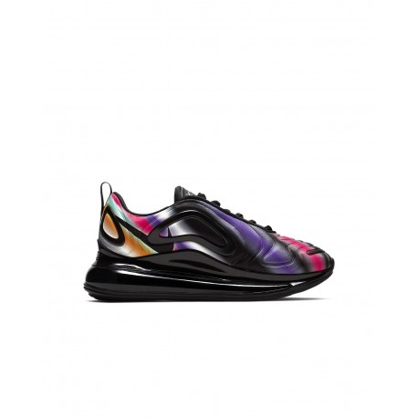 Nike Sneakers Air Max 720 Gs Nero Multicolor Bambino