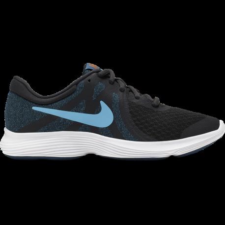 Nike Sneakers Revolution 4 Gs Blu Azzurro Bambino
