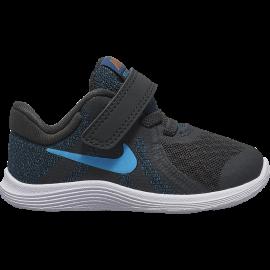 Nike Sneakers Revolution 4 Tdv Blu Azzurro Bambino