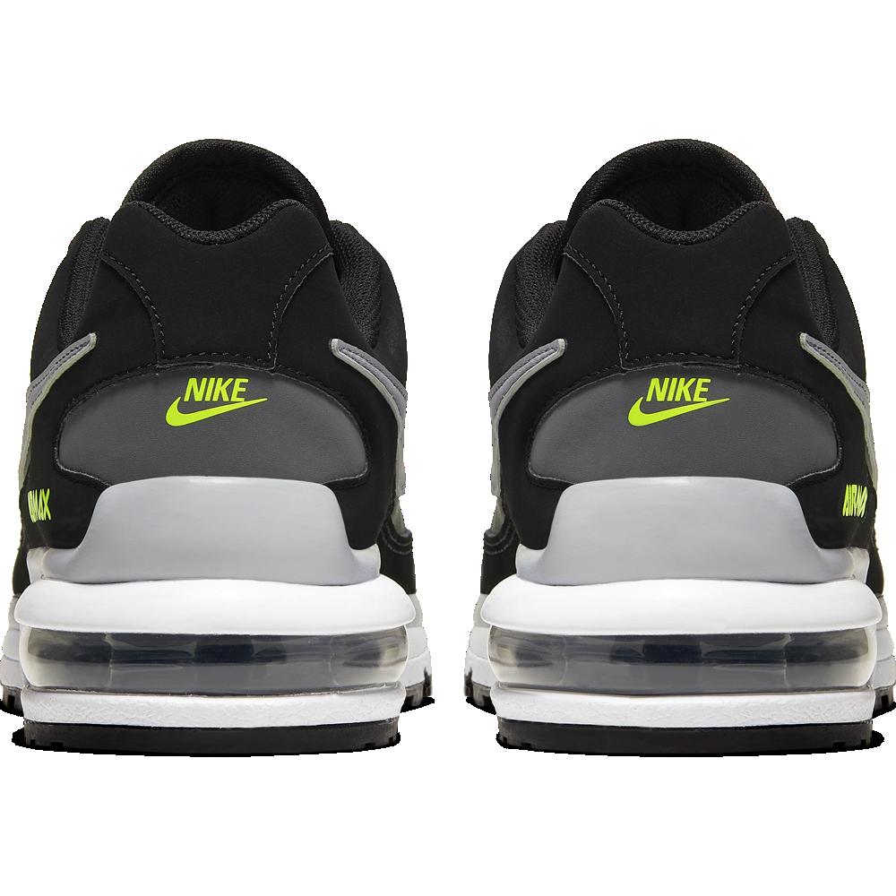 Nike Sneakers Air Max Wright Bg Nero Grigio Bambino