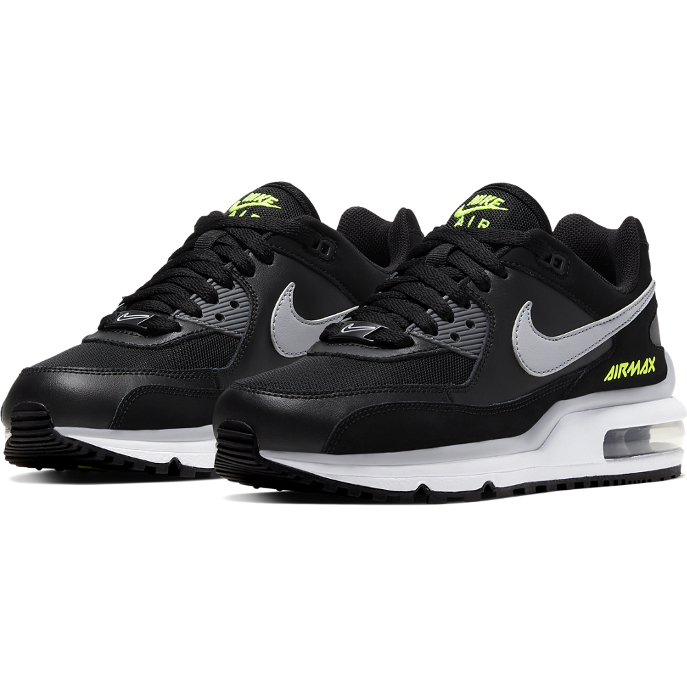 Nike Sneakers Air Max Wright Bg Nero Grigio Bambino  y9dMPN