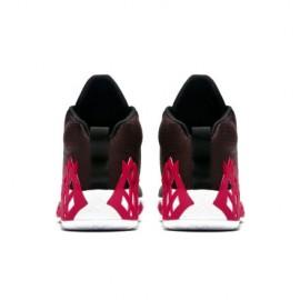 Nike Sneakers Jumpmen Diamond Mid Nero Rosso Uomo