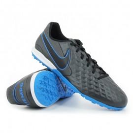 Nike Scarpe Da Calcio Legend 8 Academy Tf Nero Blu Uomo