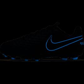 Nike Scarpe Da Calcio Legend 8 Academy FgMg Nero Blu Bambino
