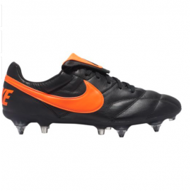 Nike Scarpe Da Calcio The Premier Ii Sg Pro Ac Nero Rosso Uomo
