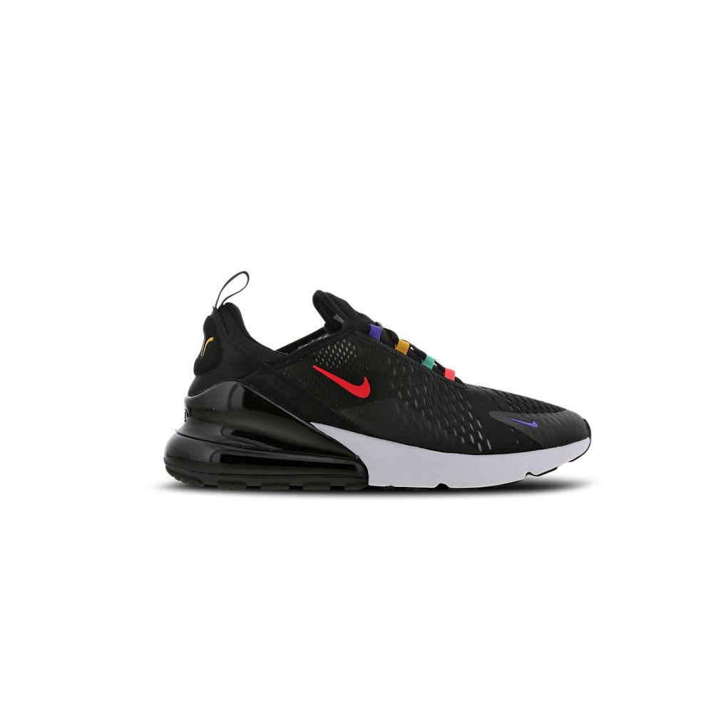 Nike Sneakers Air Max 270 Nero Rosso Uomo Acquista online