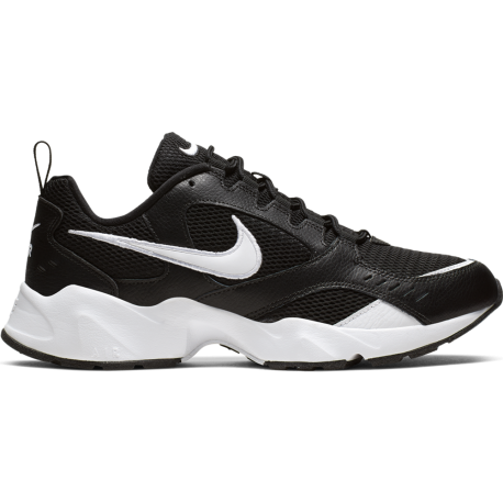 Nike Sneakers Air Heights Nero Bianco Uomo