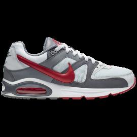 Nike Sneakers Air Command Platinum Rosso Uomo