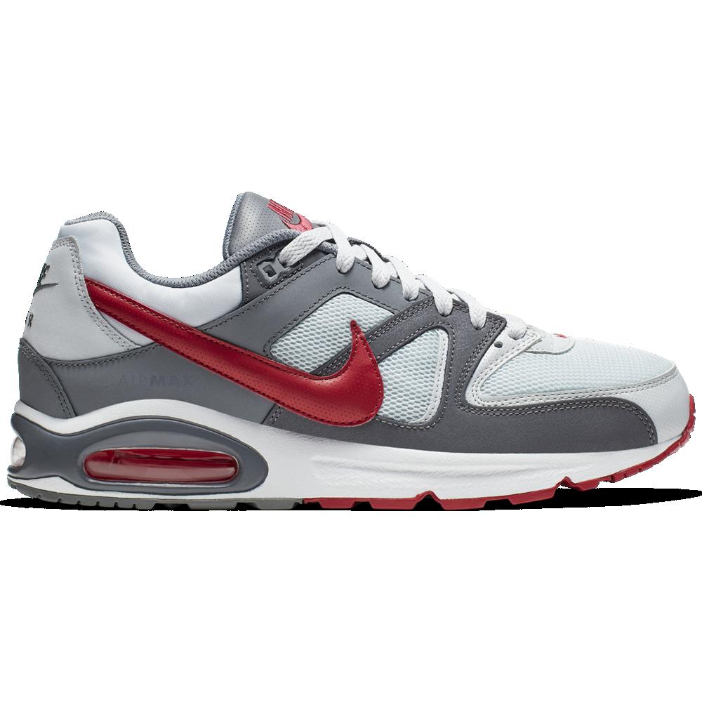 Nike Sneakers Air Command Platinum Rosso Uomo Acquista