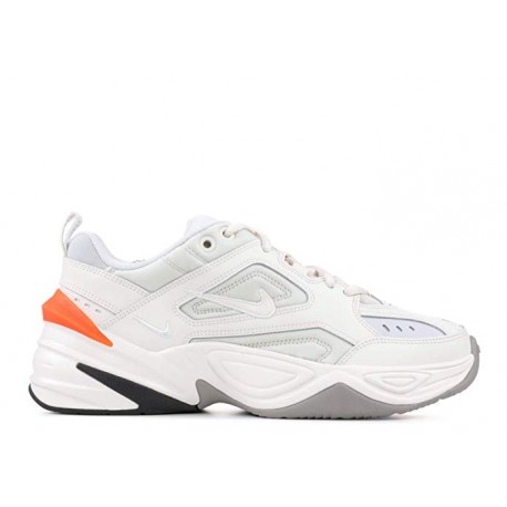 Nike Sneakers M2k Tekno Grigio Argento Donna