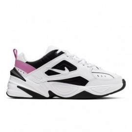 Nike Sneakers M2k Tekno Bianco Rosa Donna