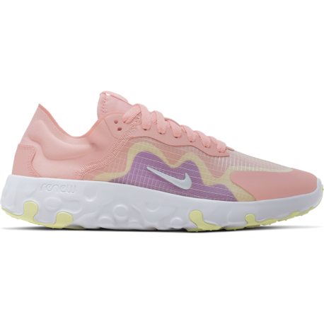 Nike Sneakers Renew Lucent Rosa Bianco Donna